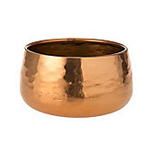 Metallic Copper Trinket Bowl from Bahne
