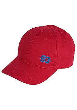 F&F 83 Baseball Cap - Red