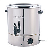 Burco MFCT20ST 20 Litre Electric Safety Boiler - Stainless Steel