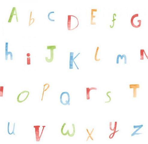 ABC, Alphabet Wallpaper