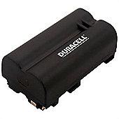 Duracell Camcorder Battery 7.2v 2200mAh Lithium-Ion (Li-Ion)