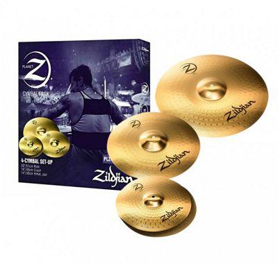 Zildjian Planet Z Boxset - Pack Includes 14