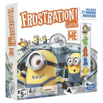 Frustration Despicable Me Minions Edition