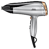Nicky Clarke NHD190 Hair Therapy 2500W Hair Dryer - Silver