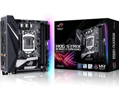 ASUS ROG STRIX B360-I GAMING Motherboard