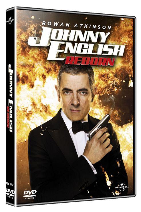 Johnny English Reborn (DVD)