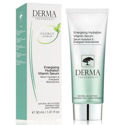 Derma Treatments Energising Hydration Vitamin Serum 30ml