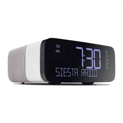 Pure Siesta Rise DAB FM Clock Radio