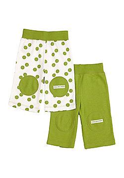 Pack of 2 baggies - Green pea