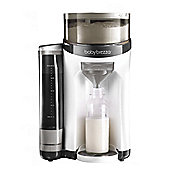 Baby Brezza Instant Baby Bottle Preparation - Measures and Mixes Powder and Water in an instant