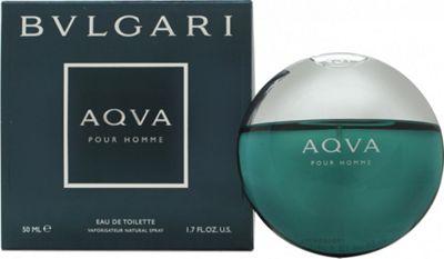 Bvlgari Aqva Pour Homme Eau de Toilette (EDT) 50ml Spray For Men