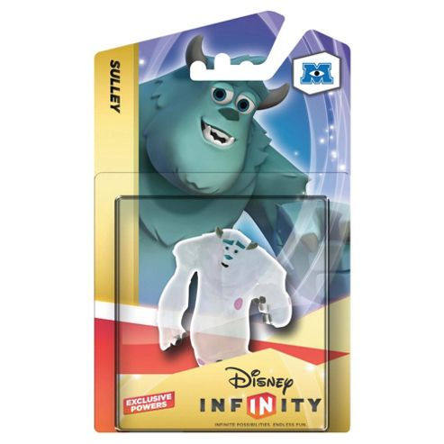 Tesco Exclusive Infinity Crystal Sulley Figure