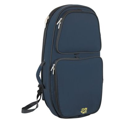 Tom and Will 26BH Padded Baritone Horn Bag - Blue