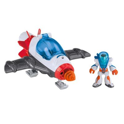 Fisher Price Imaginext Alpha Star 2014 Space Toy