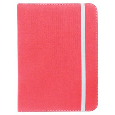 Tesco Finest Canvas Case for Hudl/Kindle Fire HD - Coral