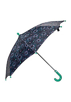 Mountain Warehouse Kids Printed Umbrella - Blue