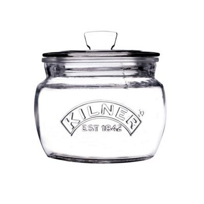 Kilner Universal Storage Jar - Clear - 0.5 Litre