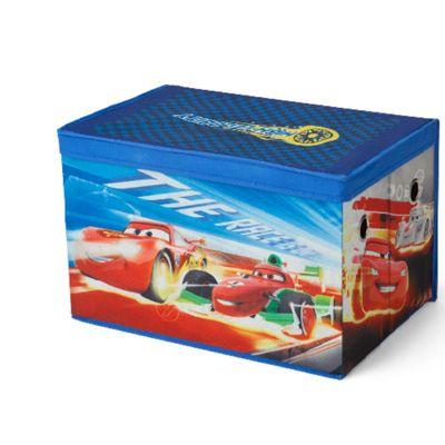 Delta Children Disney Car Collapsible Fabric Toy Box