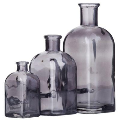 Litecraft Trio Bottle Table Lamp