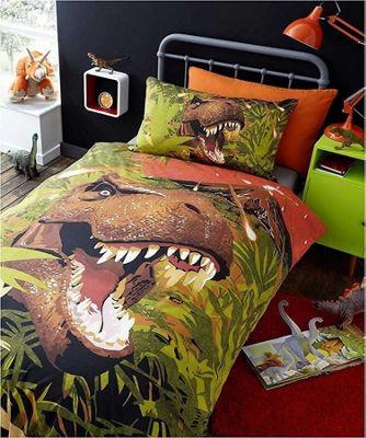 T-Rex King Size Bedding