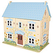 Bigjigs Toys Heritage Playset Sunflower Cottage