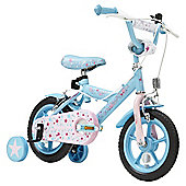 "Terrain Starry Dream 12"" Wheel Blue Kids Bike"