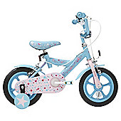 Terrain Starry Dream 12 inch Wheel Blue Kids Bike