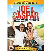 Joe and Caspar Hit The Road DVD