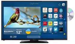 Digihome 24hddvdcntd 24 Inch Hd T2 Smart Led Tv Dvd Combi With Freeview Play