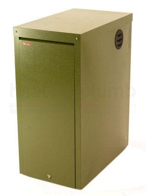Warmflow K-SERIES Kabin Pak EXTERNAL Conventional Standard Efficiency Oil Boiler 21-26kW