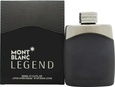 Mont Blanc Legend Aftershave Lotion 100ml Splash For Men