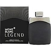 Mont Blanc Legend Aftershave Lotion 100ml Splash For Men