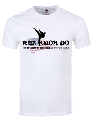 Rex Kwon Do White Men's T-shirt