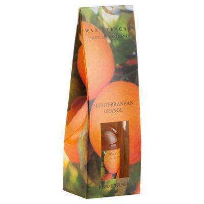 Wax Lyrical Made In England 50Ml Reed Disfuser Med Orange