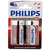 ELC Philips D Batteries - 2 Pack