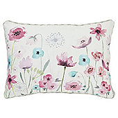 Tesco Floral Stem Cushion