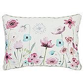 Tesco Floral Stem Cushion