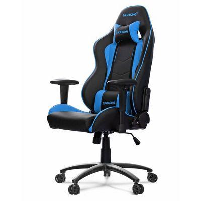 AK Racing Nitro Gaming Chair - Black / Blue