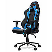 AK Racing Nitro Gaming Chair - Black / Blue