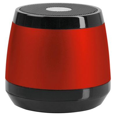 HMDX JAM Bluetooth Wireless Speaker Red