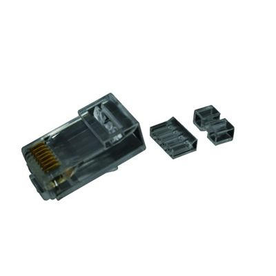 Cat 6 Solid RJ45 Connectors