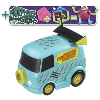 Scooby Doo Mystery Machine & Morphing Monster Pack