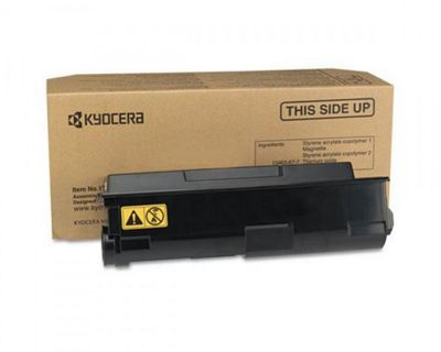 Kyocera TK-3130 Black Toner-Kit: (Yield 25,000 Pages) for FS-4200DN and FS-4300D Printers