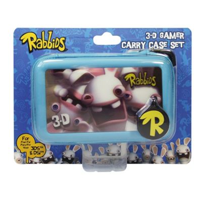 3DS Raving Rabbids Accessory Set