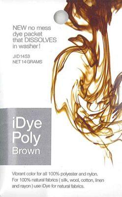 iDye - Poly Brown