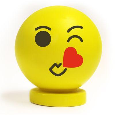 Emoji Big Kiss illumi-mate Colour Changing Light