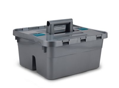 Beldray Small Caddy Grey