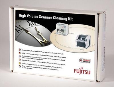 Fujitsu SC-CLE-HV Scanners Equipment cleansing dry cloths & liquid