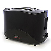 Lloytron KitchenPerfected 2 Slice Toaster, Black