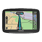 "TomTom Start 52 5"" with Western Europe Maps & Lifetime Updates"